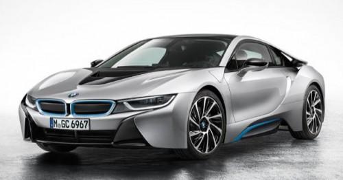 128000€ : le prix d'achat de la BMW i8