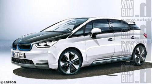 BMW i5 électrique