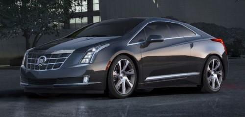 La Cadillac ELR, qui dérive de la Volt, peut-elle concurrencer la Tesla Model S ?