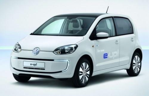 La Volkswagen e-Up électrique