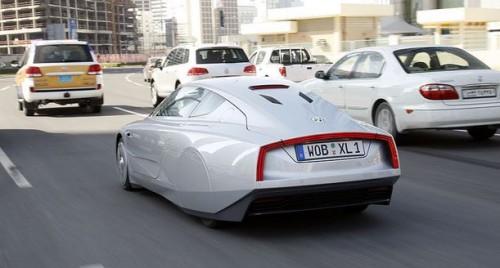 Le prix de la Volkswagen XL1 : 110 000 euros