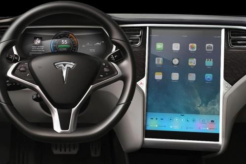 tesla motors et apple pourraient envisager un rapporchment autour de la voiture électrique