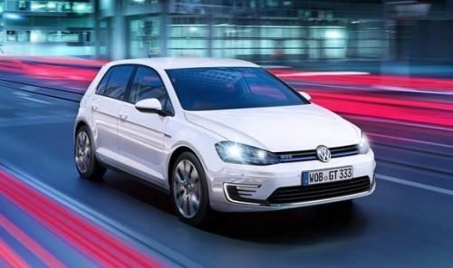 La Volkswagen Golf GTE : hybride plug-in