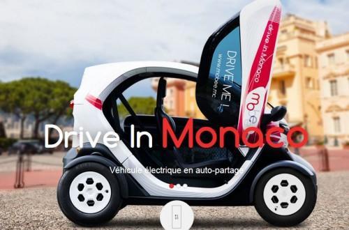 Mobee : l'autopartage en Twizy à Monaco