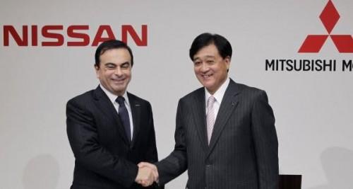 Nissan et Mitsubishi cooperent pour la voiture électrique