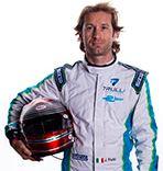 Jrano Trulli pilote de Formule E