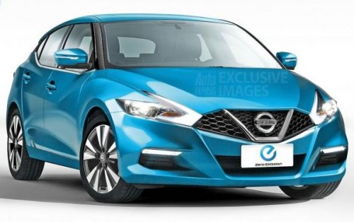 La future Nissan Leaf en 2017