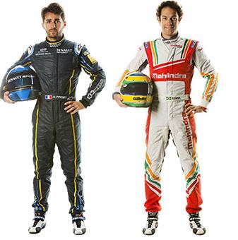 Senna vs Prost en Formule E