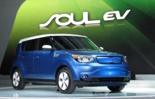 Kia Soul EV