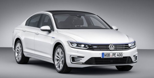 La Volkswagen Passat GTE : Hybride Plug-in
