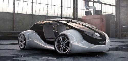 Une voiture electrique Apple en 2020