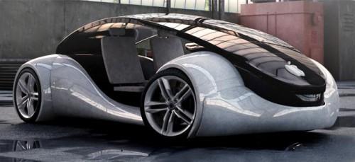 voiture electrique Apple
