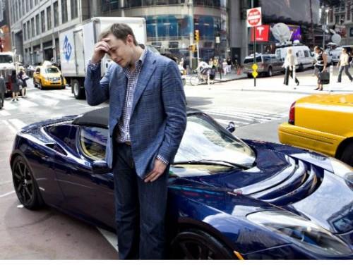 Quand Google envisageait le rachat des voitures electriques Tesla