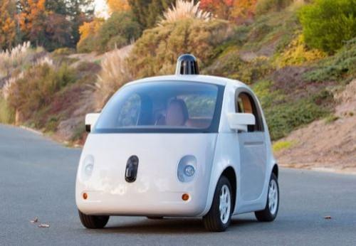 Google car electrique