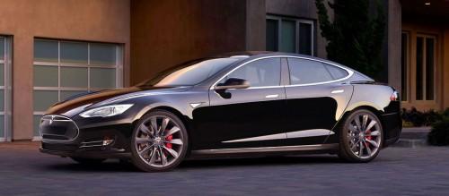 Le mode Ludicrous de la Model S booste la puissance de la voiture électrique