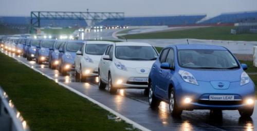 offres de parrainage pour les voitures electriques