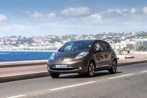 250km d'autonomie pour la Nissan Leaf 2016