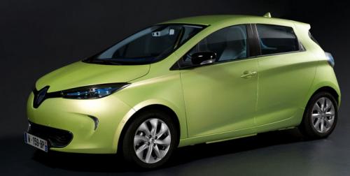 La Renault ZOE ZE autonome et électrique