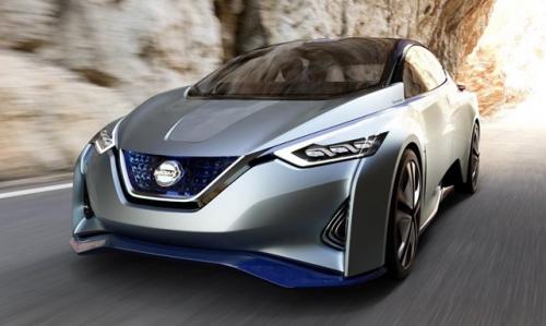 Le Nissan IDS concept electrique : les genes de la future Leaf 2017