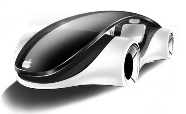 Apple Car électrique et autonome