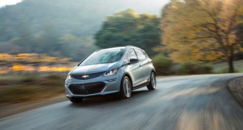 La Bolt serait l'Opel Blitz électrique en Europe