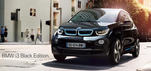 Nouvelle BMW i3 avec 200 km d'autonomie