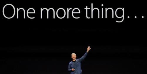Une voiture électrique Apple en 2021?