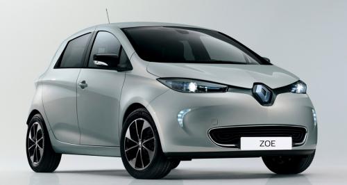 Renault Zoe ZE Swiss Edition