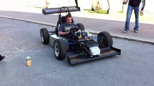 La 10e édition Formula Hybrid