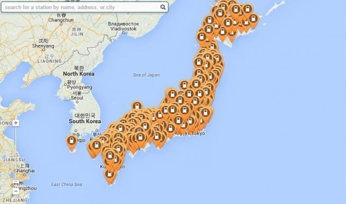 40,000 bornes de chargement de véhicules électriques