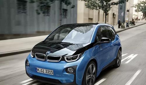 Nouvelle BMW i3
