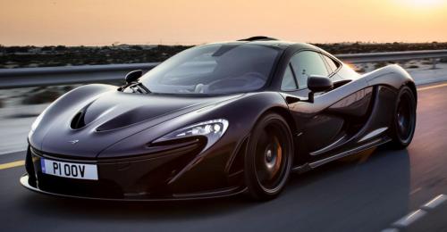 Pas de rachat de McLaren par Apple pour la voiture électrique