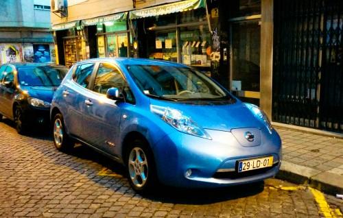 Réserver un essai de voiture électrique