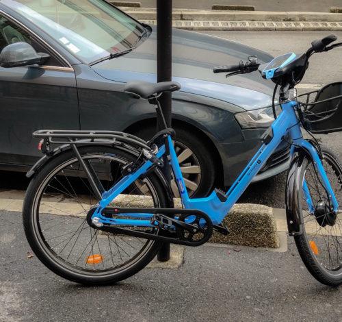 Notre test du vélo électrique Véligo Location